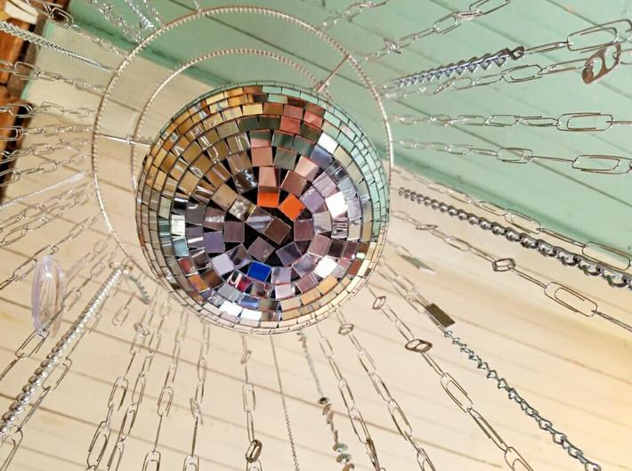 Telluride Theatre Gala Tipi Disco Ball