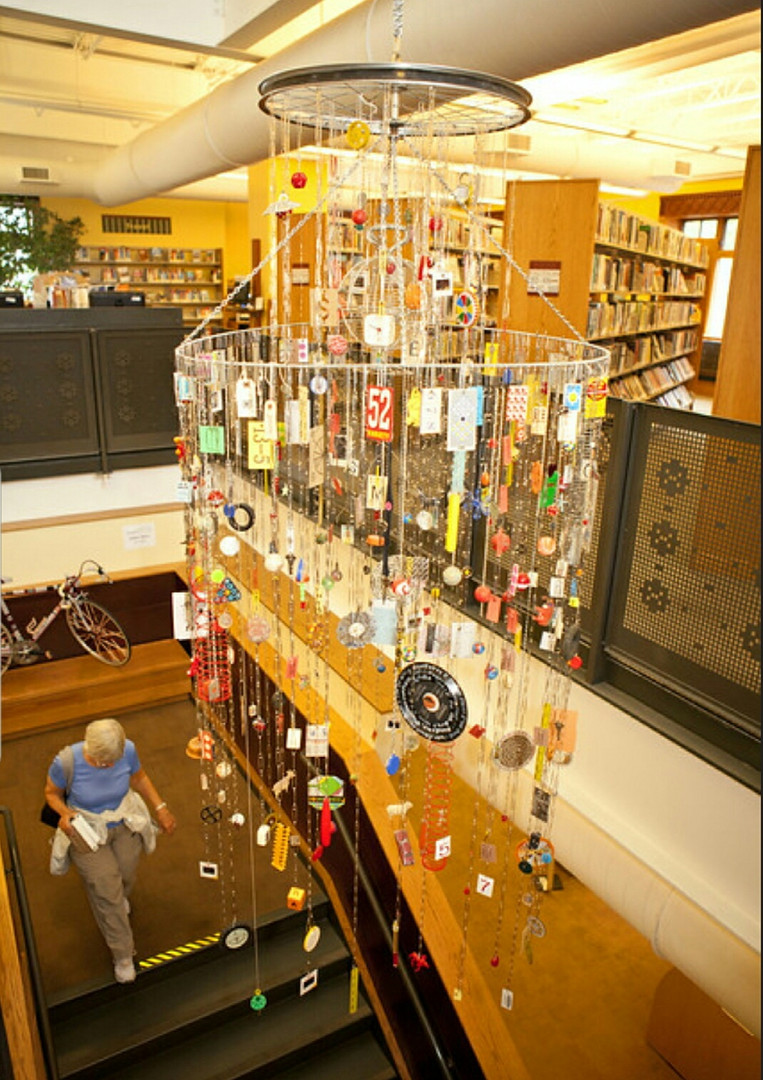 Time Machine Wilkinson Public Library
