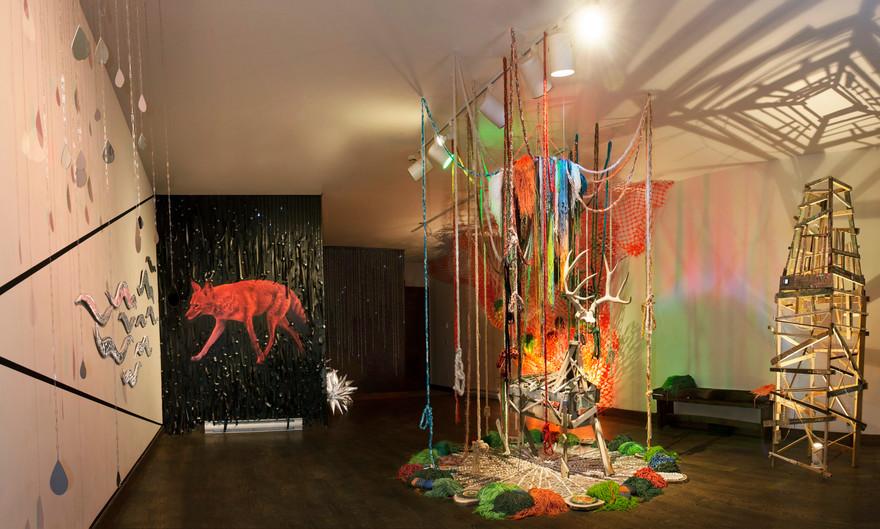 Be Unbroken Installation Gallery View