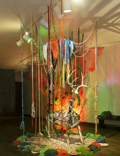 Be Unbroken Art Installation Space