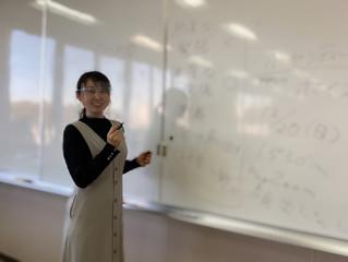 十文字学園女子大学にて講演会