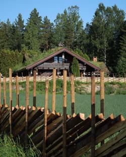 Skigard Aurskog villmarkshus