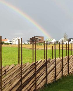 Skigard regnbue Karmøy