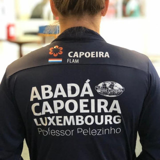 Survêtement masculin Abadá Capoeira Luxembourg
