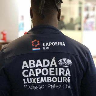 Survêtement masculin Abadá Capoeira Luxembourg