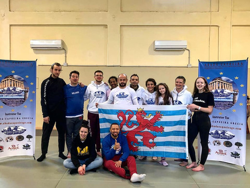 Combiner capoeira et tourisme