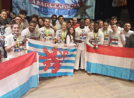 ABADÁ Capoeira Jeux Benelux 2019