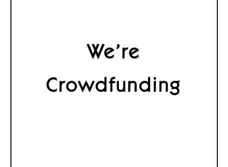クラウドファンディングの募集を開始します!