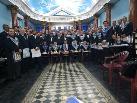 Grande Loja realiza Assembléia no Palácio Maçônico da Aurora
