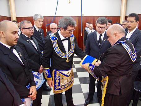 Posse Ritualística do Grão Mestrado (2019-2021)