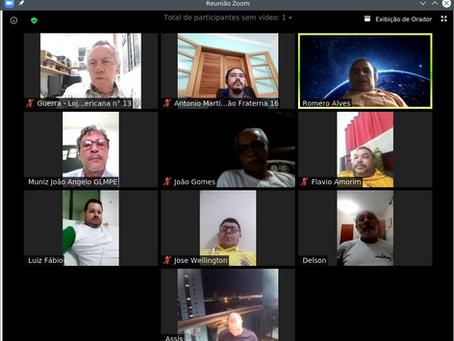 Reunião virtual do Conselho de Ética da GLMPE