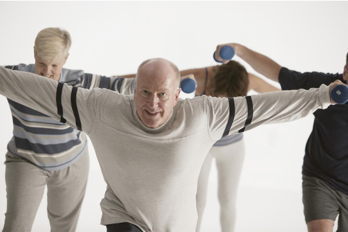 Remote Senior Strength Class