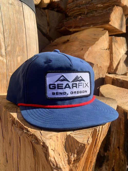 Gear Fix Party Hat