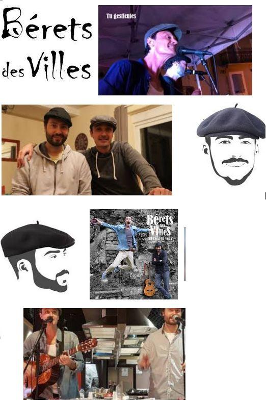 BERETS DES VILLES