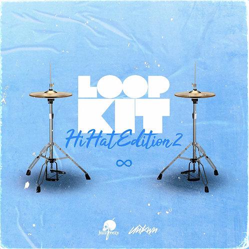 UNKWN Sounds - Loop Kit - Hi Hat Edition 2