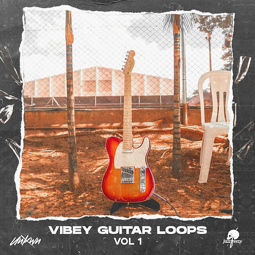 UNKWN Sounds - Vibey Guitar Loops Vol 1