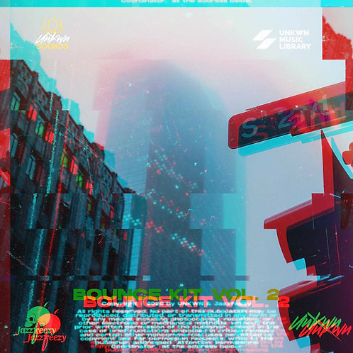 UNKWN Sounds - Bounce Kit Vol. 2
