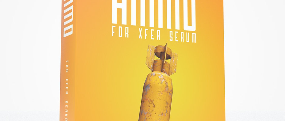 OCTVE.CO - Ammo Vol. 4 For Xfer Serum