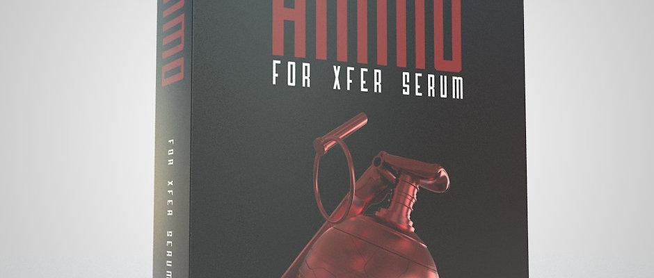 OCTVE.CO - Ammo Vol. 2 For Xfer Serum