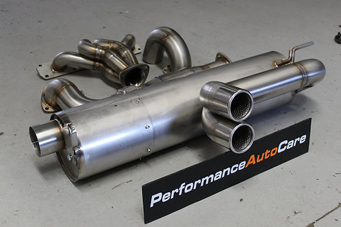 VX220 Performance Exhaust