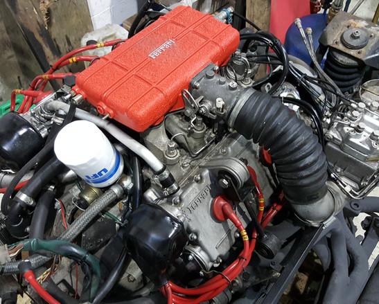 Engine Major Service
