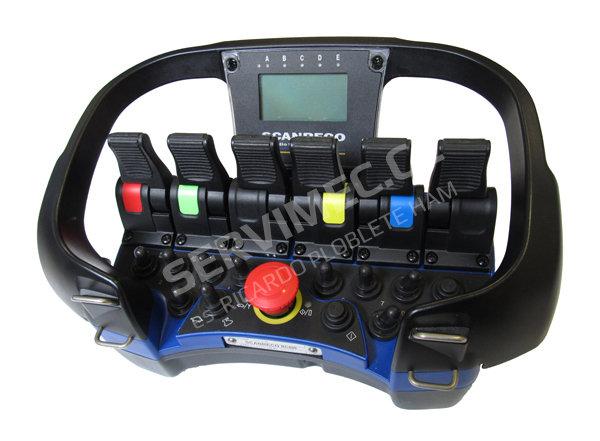 Transmisor Mini Scanreco RC400 G2B