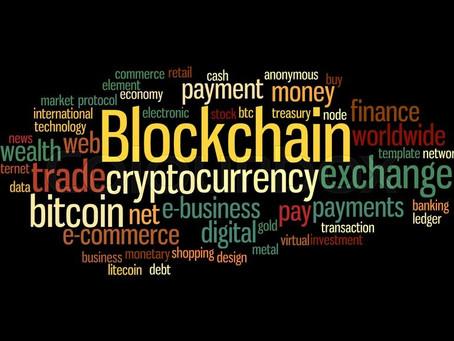 Block Chain and Black Economics Part 1