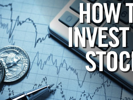 How to Invest in stock