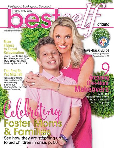 Best Self Atlanta Magazine Cover