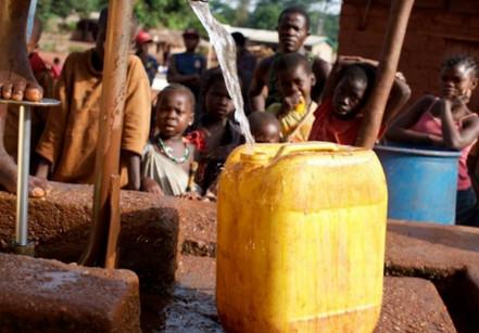 Clean Water Jugs