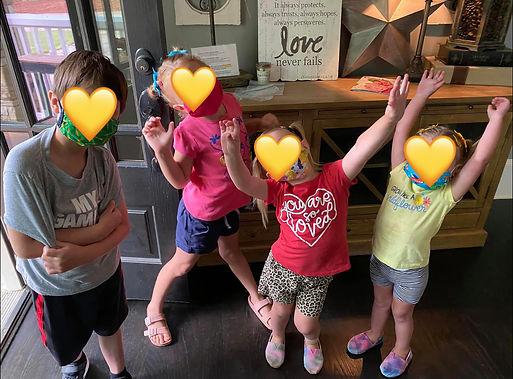 foster care children