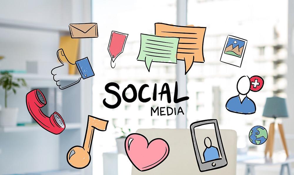 """Engager sur les médias sociaux avec des """"leads"""" (prospects), Faire grandir et créer de l'engagement sur les réseaux sociaux..."""