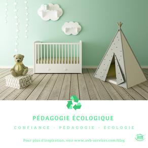 Pédagogie écologique
