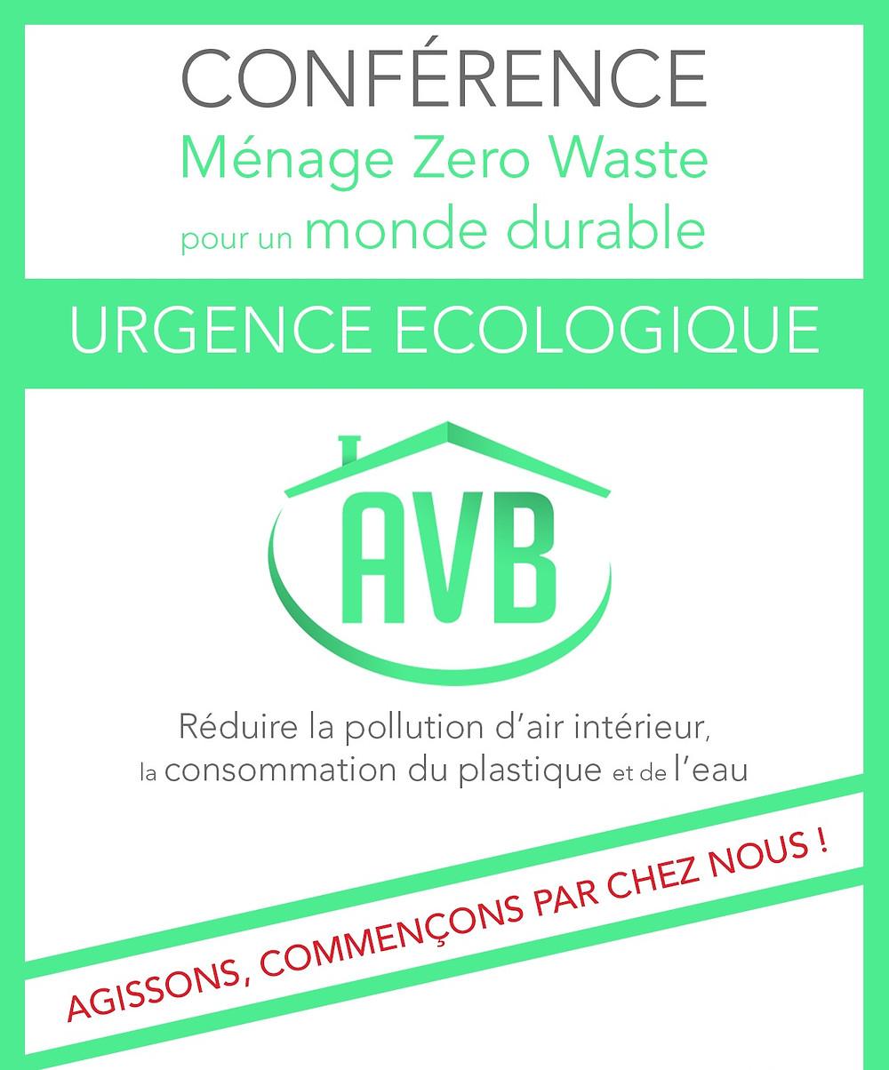 Réduire la pollution d'air intérieur, la consommation du plastique et de l'eau >>>