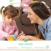 Garde d'enfants - Nos tarifs