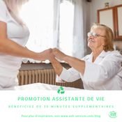 Promotion : Assistante de vie