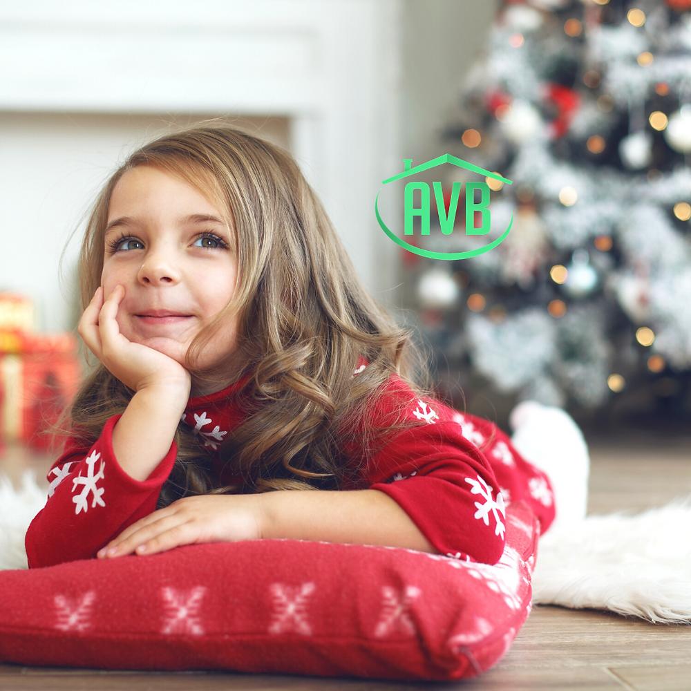AVB vous met en relation avec des nounous expérimentées pour les fêtes de fin d'année