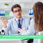 Assistant(e) Commercial(e) en apprentissage