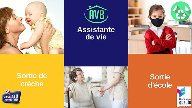 Services à la personne éngagée dans la santé des usagers Paris