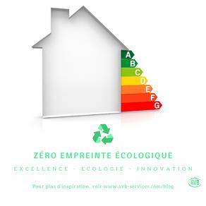 Zéro empreinte écologique