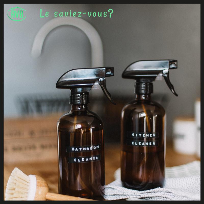 spray, nettoyer, naturelle, produit, fait maison