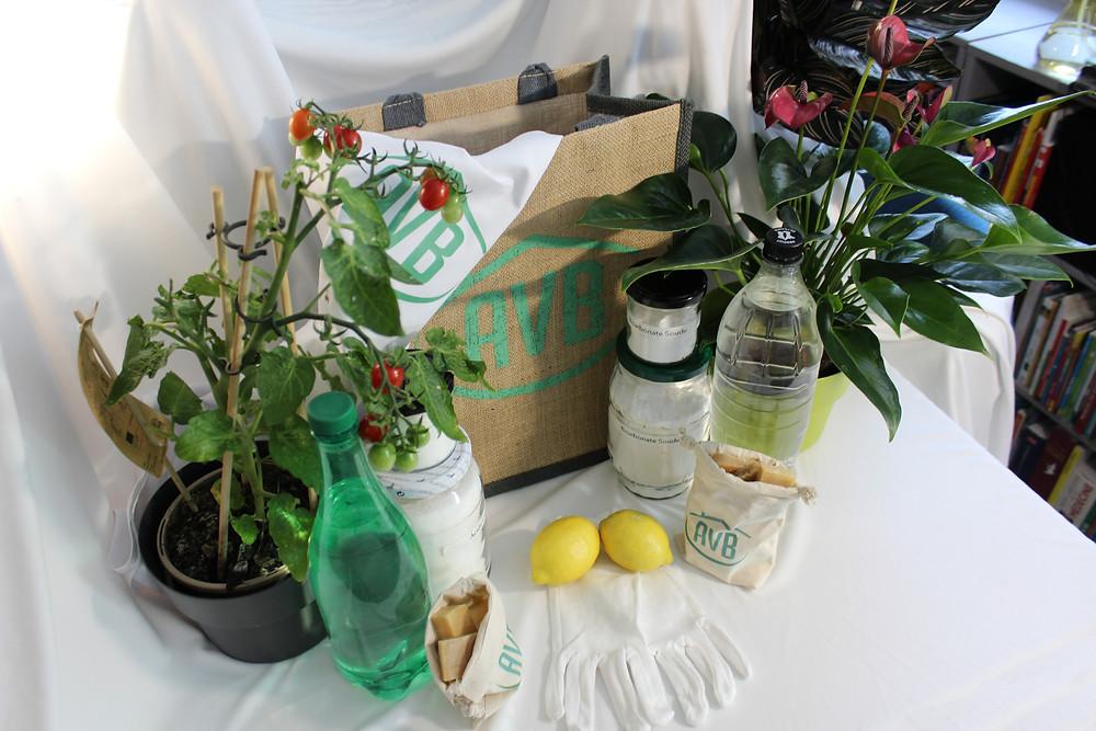 Des produits pour faire du bien à votre habitat.