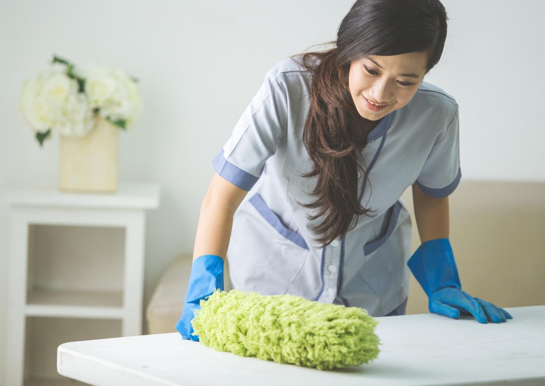 Test sur place Maison propre et saine !
