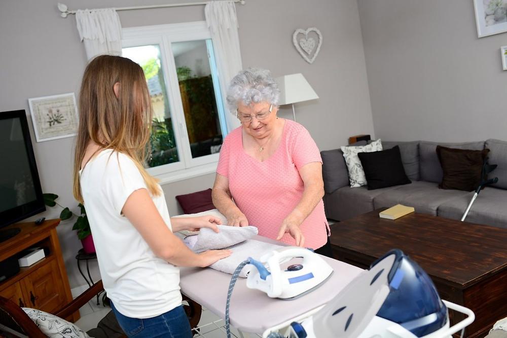 Besoin de vous former dans le secteur des services à domicile