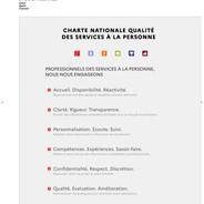 Charte Qualité SAP