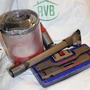 Nettoyer un aspirateur