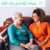 Bonne fêtes des grands-mères avec AVB