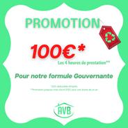 Promotion formule Gouvernante