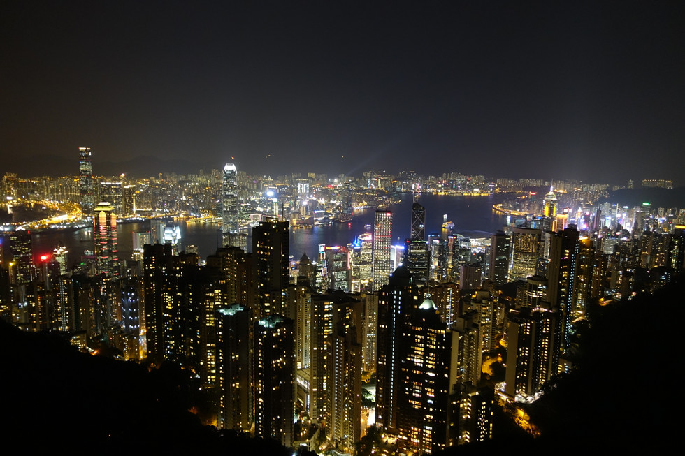 Enter the Dragon: Hong Kong and Southern China