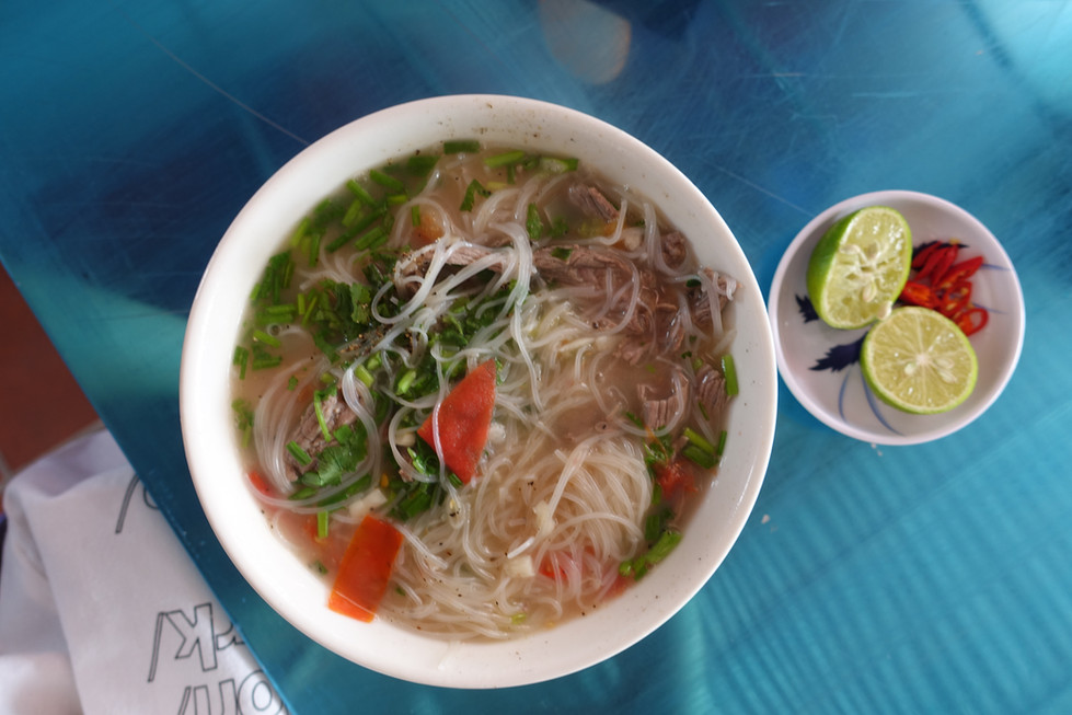 How many ways can you phở ?